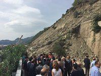 """Frana sulla Messina-Catania """"Sgombero in tre-quattro settimane"""""""