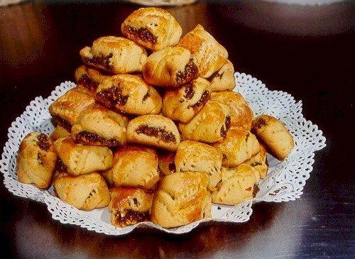 LI COSI DI NATALI (Le cose di Natale = i dolci natalizi) Naro&Dintorni.