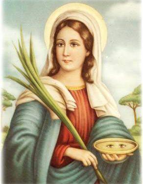Curiosità e Tradizioni. 13 dicembre, Santa Lucia e in Sicilia si mangia Cuccìa. Naro&Dintorni