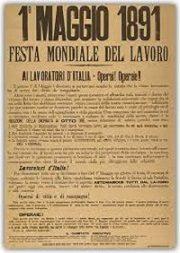 Primo Maggio: storia della Festa dei lavoratori…naro&dintorni