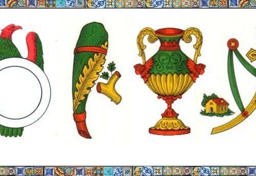 """Ogni figura del mazzo ha un significato: così le carte da gioco siciliane diventano """"social"""""""